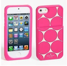 Kate Spade iPhone 5 Case And Card Holder
