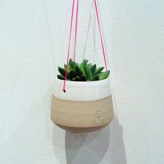 collections – Geraldine K. Plant Hanger, Planter Pots, Collections, Pottery, Design, Home Decor, Pottery Ideas, Birdhouse, Plants