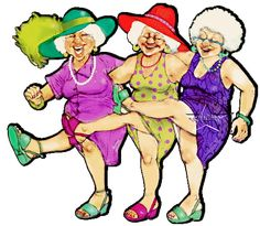 Animated Gif by anitanna anitanna Old Lady Dancing, Bisous Gif, Funny Old People, Funny Emails, Old Lady Humor, Art Impressions Stamps, Country Girl Quotes, Cartoon People, Beautiful Gif