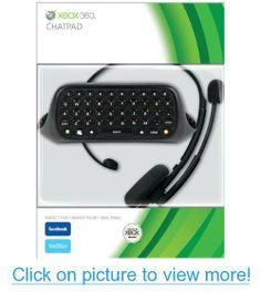 Microsoft Xbox 360 Chatpad #Microsoft #Xbox #Chatpad