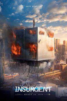 Insurgent 27x40 Movie Poster (2015)