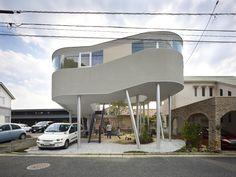 戸田邸   Toda House - 岡田公彦建築設計事務所   Office of Kimihiko Okada