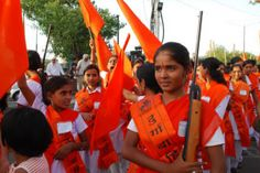 Hindu extremism on the rise in India.