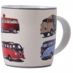 Taza mug Kombi Campervan Volkswagen