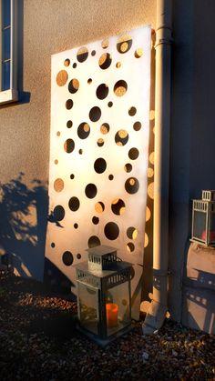 panneau d coratif ext rieur en m tal aluminium un. Black Bedroom Furniture Sets. Home Design Ideas