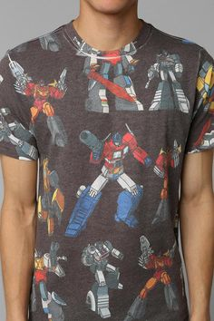 Transformers Tee #urbanoutfitters