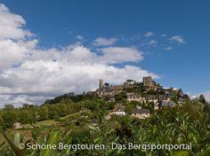 Die Burgruine Turenne in der Région Limousin, Frankreich - Foto: Mario Hübner