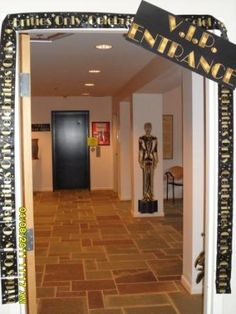 red carpet party - VIP Entrance