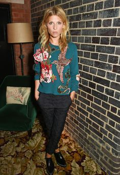 Clemence Poesy Charting the Best French Style Icons of All Time | StyleCaster