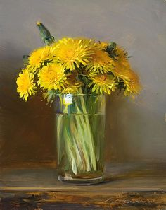 Jeffrey T. Larson I love this. Reminds me ofall the dandelions my boys picked for me