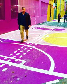 It's been a colourful day especially walking down this downtown #alley. Love my @rudsak coat. Canadian design global style.  #street #streetstyle #fashion #shopping #rudsak #montreal #canada #europe #street #vsco #style #veryvancouver #citieguy