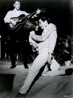 Elvis Presley…