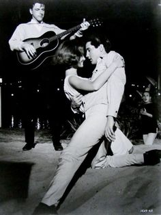 Elvis in Girl Happy