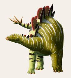 So there's a new study out suggesting that sexual dimorphism existed in Stegosaurus/Hesperosaurus mjosi, with one sex featuring tall pointed plates and the other having wider rounded plates. There's a...