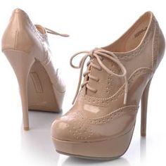 blush nude heel #Oxyford