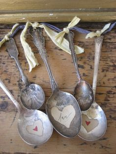 Teaspoons   # Pin++ for Pinterest #