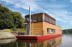 Das moderne Hausboot | KlonBlog