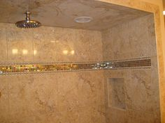 Tile Showers | Shower Enclosure with Tiled Ceiling