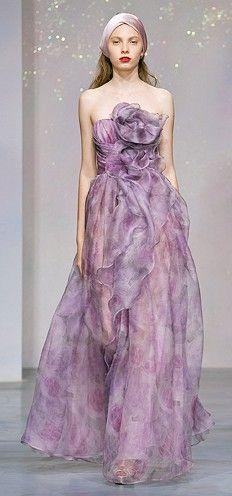 Luisa Beccaria gown via @Portobello Bride #weddings