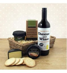 , Feel Better with Cheese and Wine Hamper , In search of the perfect Get Well Soon hamper? Our luxury wine and cheese basket is the ideal pick me up treat for a loved one in need. The 'Feel Bett. Wine Country Gift Baskets, Food Gift Baskets, Food Hampers, Cheese And Wine Hampers, Cheese Baskets, Send Gift Basket, Pick Me Up, Feel Better, Gourmet