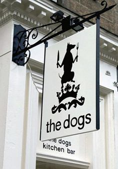 """The Dogs"" Restaurant in Edinburgh Makes Us Want to Get on a Plane"