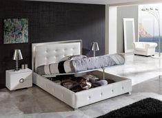 White Bedroom Furniture Decorating Ideas Bed For Modern Editeestrela Inside