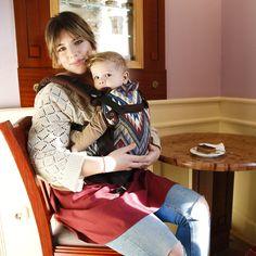Liliputi® Buckle Carrier Rainbow line - Nawaho Birth Weight, Oldest Child, Medical Conditions, Organic Cotton, Infant, Rainbow, Children, Fabric, Rain Bow