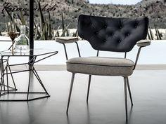 Итальянское кресло Twiggy Arketipo купить в Москве в Prima mobili