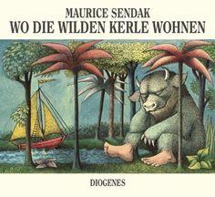 Wo die wilden Kerle wohnen - Sendak, Maurice