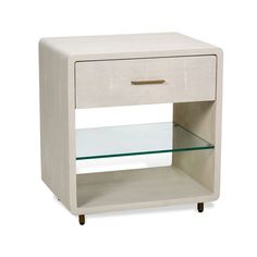 Interior Homescapes Offers The Calypso Bedside Chest Ivory By Interlude Home Visit Our Online Store To Order Your Interlude Home Pr Bedside Tables Nightstands