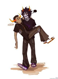 Why me man, I haven't even finished Homestuck yet and I've became soo deep into this ship I can't get out