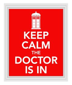 Dr. Who!