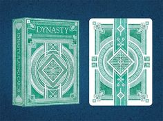 Dynasty Playing Cards
