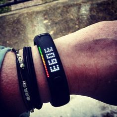 Nike+ Fuelband.