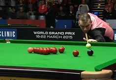 Snooker, my love: 2015 German Masters Day 2 - Revived Ronnie gets into winning mode