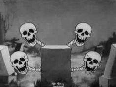 Reggae Skeleton Dance
