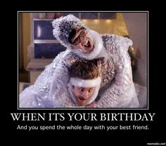 When it's your birthday: Rhett and Link