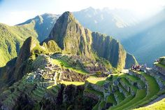 Trek the Inca Trail to Machu Picchu