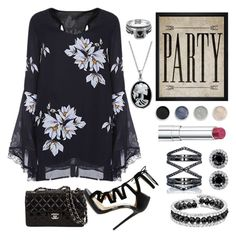 """""""Party!!!!!"""" by pinksquid on Polyvore featuring Hatcher & Ethan, Jimmy Choo, Christian Dior, Terre Mère, Eva Fehren, Franco Gia and Bling Jewelry"""