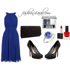 """fh"" by fashion4arab on Polyvore"