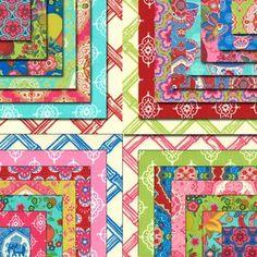 moda fabric trade winds