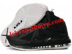 e9ef9e414427 Nike Zoom LeBron 10(X) P.S Black