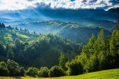 Sirnea village Romania by Catalin Caciuc on 500px www.romaniasfriends.com