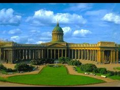 St. Petersburg, Kazan Cathedral. Journey into the history of the ancient abode ...