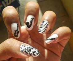 arte de uñas instrumentos
