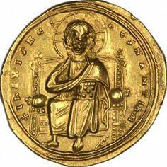 Byzantine Gold Coin