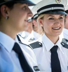 Polizistin Hessen