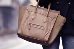 The Celine Luggage Bag Confirms 'It' Status With Booming Sales Reported By Retailers | Grazia Fashion#articletitle