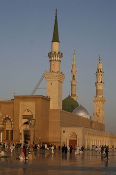 Masjid an-Nabawi (Mosque of the Prophet)