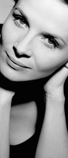 One of my all-time favorite beauty icons: Juliette Binoche